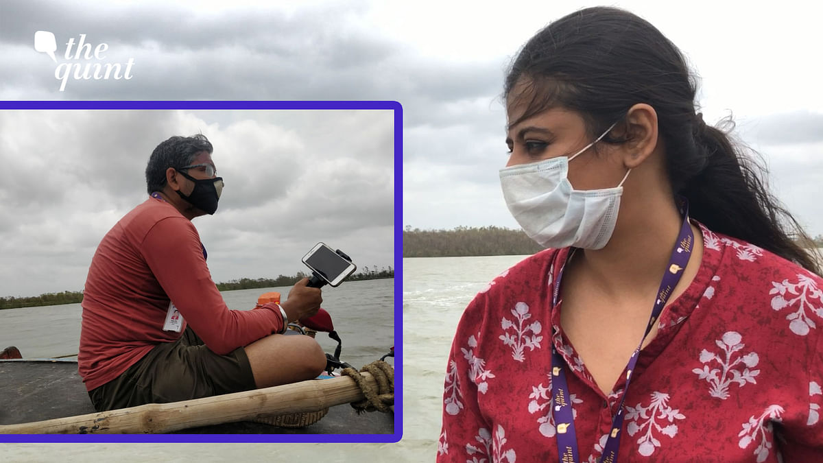 Chasing 'Stories' In Sundarban: A Day In The Life Of 2 Journalists
