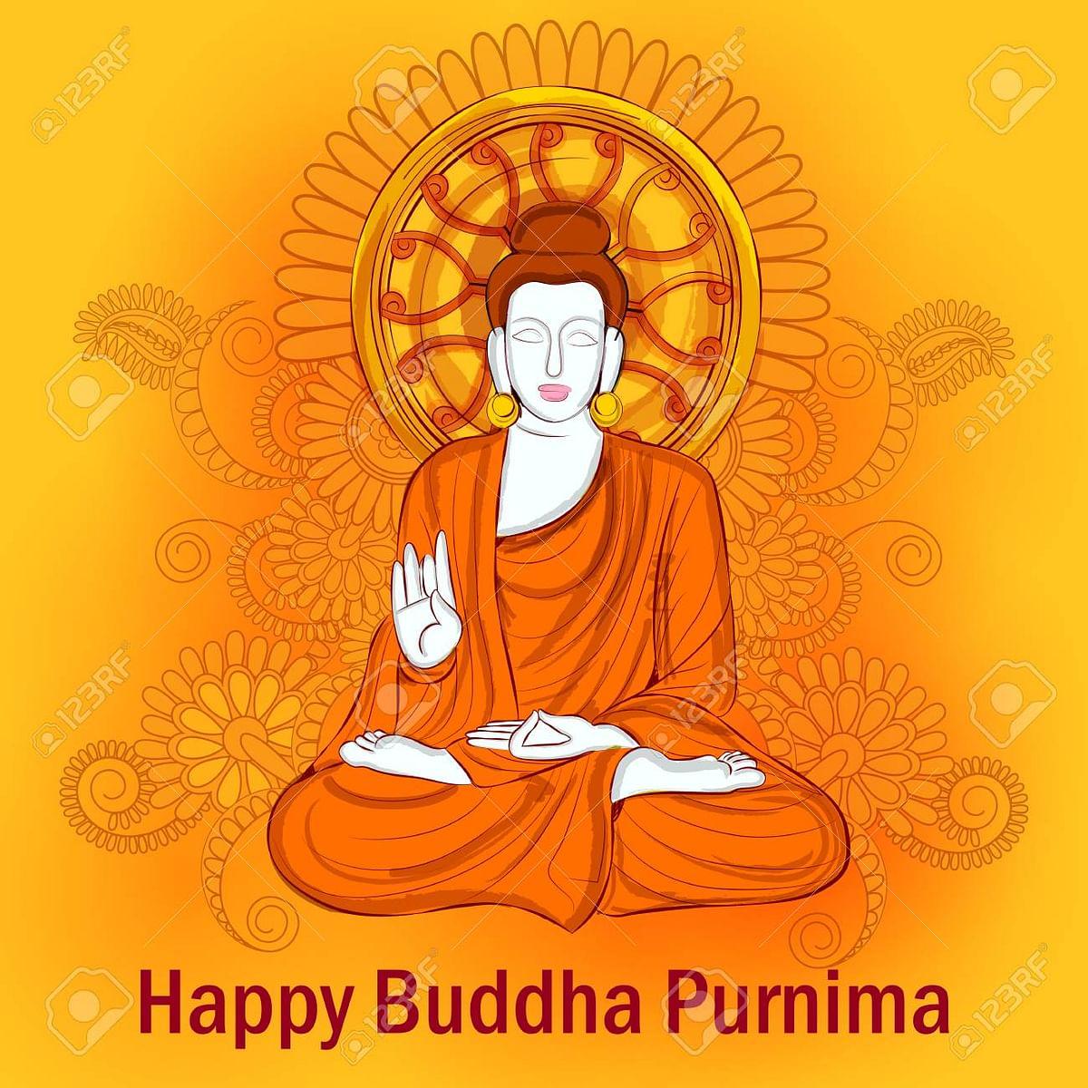 Buddha Purnima Wishes