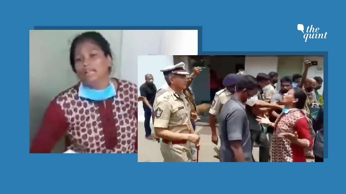 Mother of Deceased 9-Yr-Old Demands Closure of LG Polymers