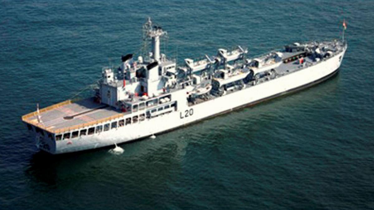 Navy's 'Samudra Setu' Op Ends After Bringing Home 3,992 Citizens