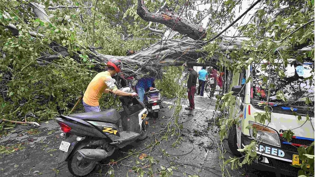 Cyclone Amphan: Army Sends Troops to WB for Restoration Work