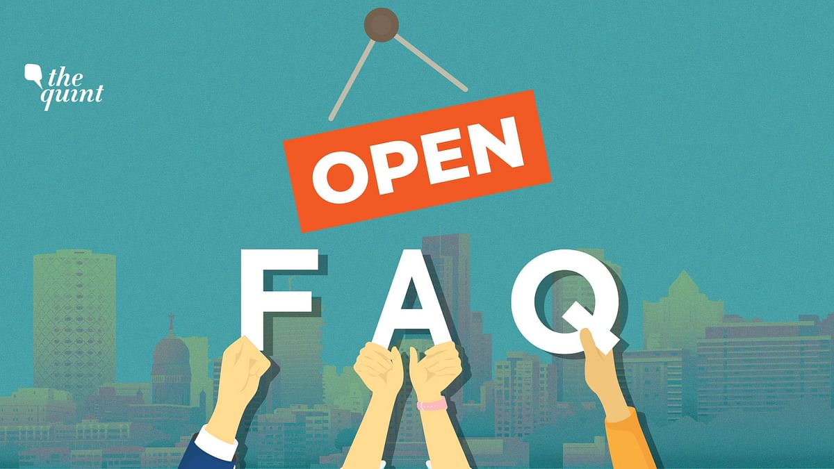 FAQs: Are Offices Open in Lockdown 3.0? Can I Get a Cab to Work?