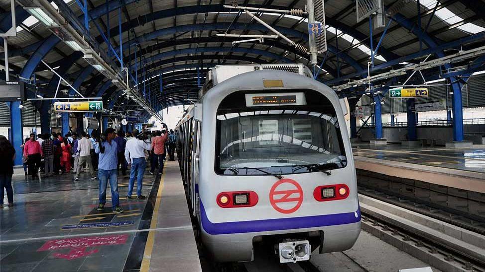 Delhi Metro To Run As Per Pre-COVID Timings From 12 Sept: DMRC
