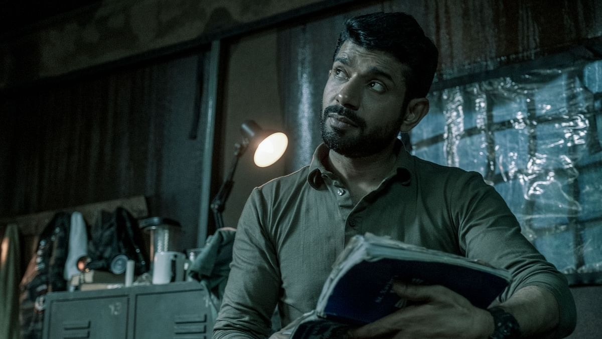 Vineet Singh in <i>Betaal.</i>