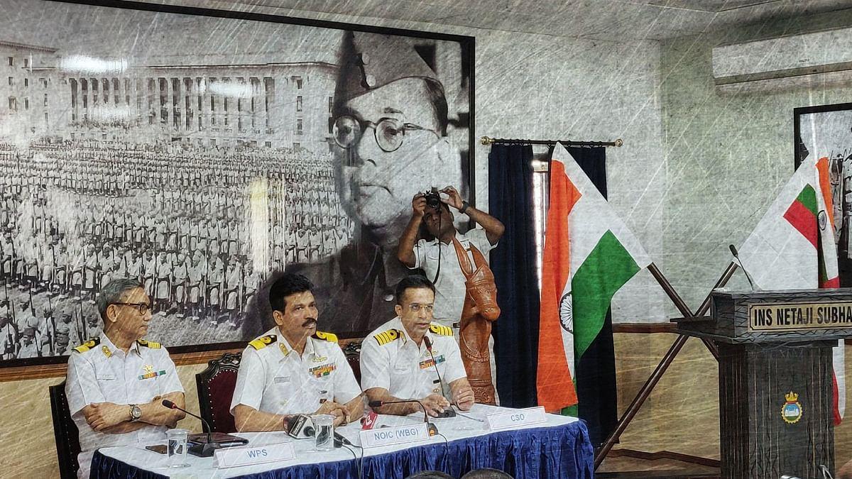 Navy Quarantines 160 Sailors at Kolkata's INS Netaji Subhash Base