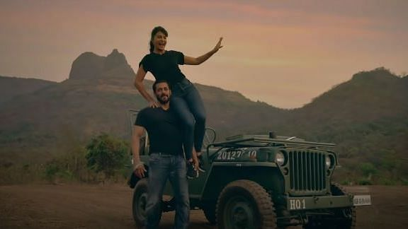 Salman Releases Teaser of 'Tere Bina' Featuring Jacqueline