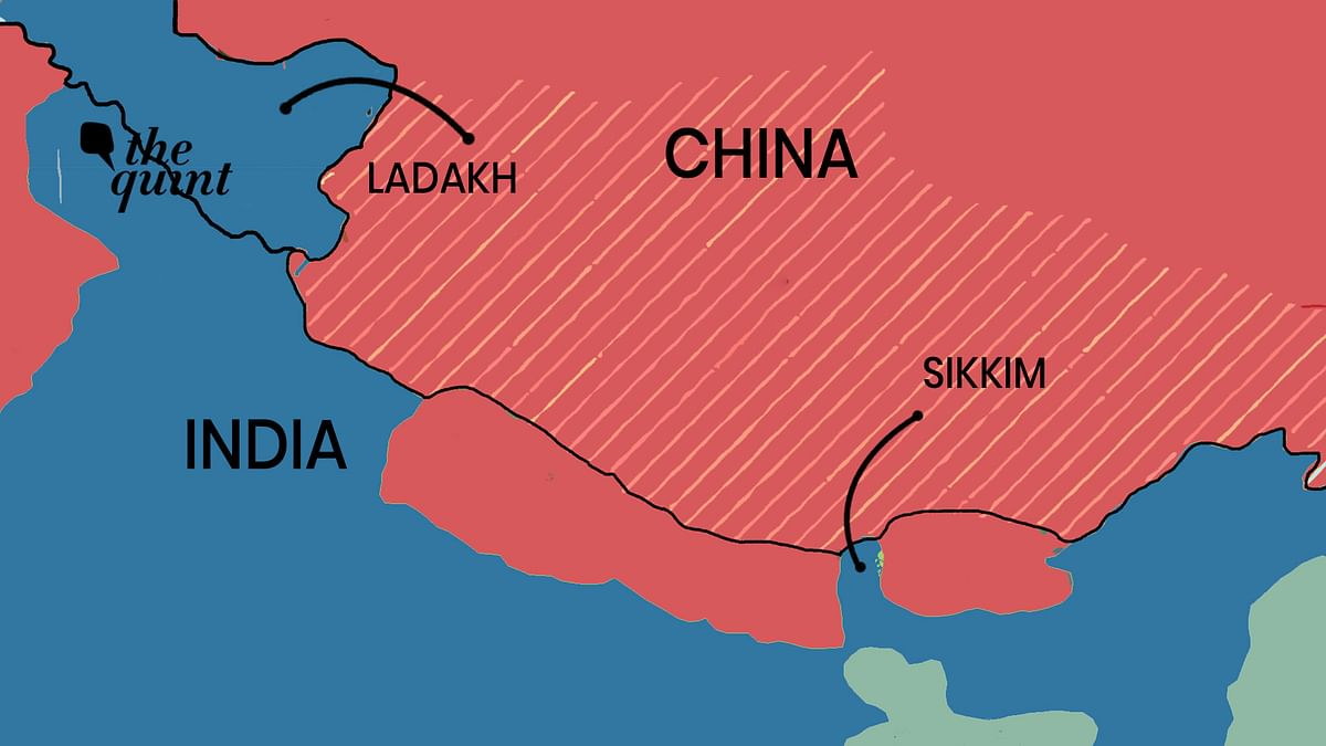 Tensions between the Indian and Chinese forces along the Line of Actual Control (LAC). Image used for representational purposes.