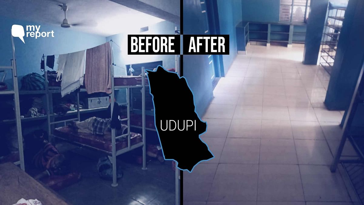 'My Dirty Quarantine Centre in Udupi Cleaned After Raising Alarm'