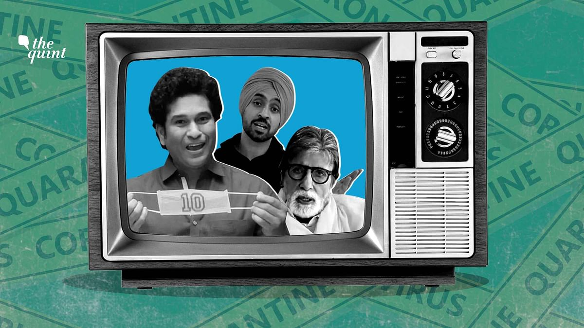 Here's How Virat Kohli and Amitabh Bachchan Shot Ads in Lockdown