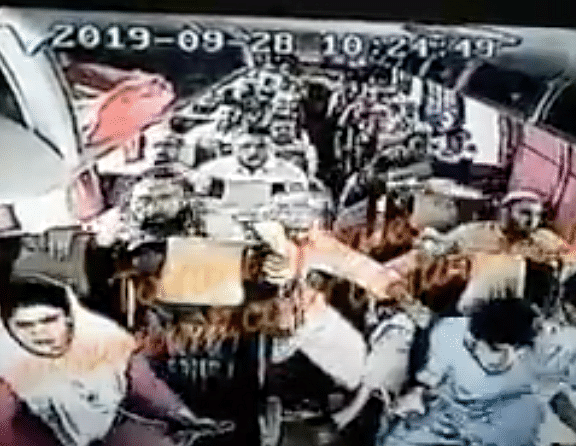 Footage of 2019 Bus Accident in Pak Passed off as PIA Crash Video