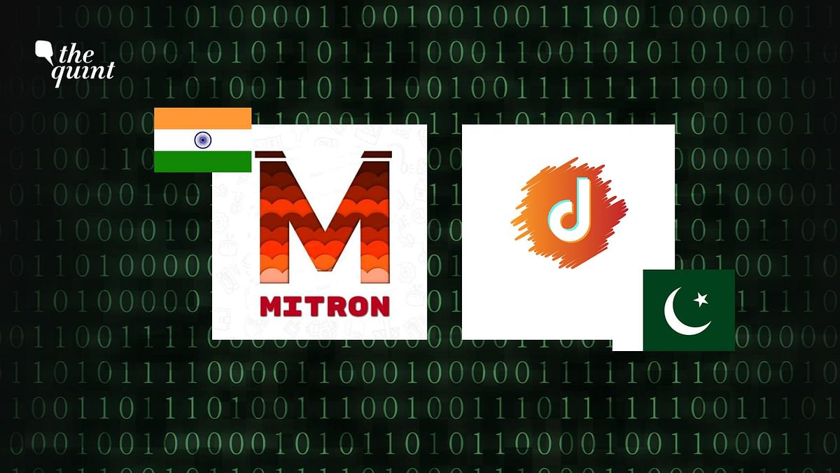 It has now emerged that Shivank Agarwal has not developed the Mitron himself but has purchased TicTic's source code.