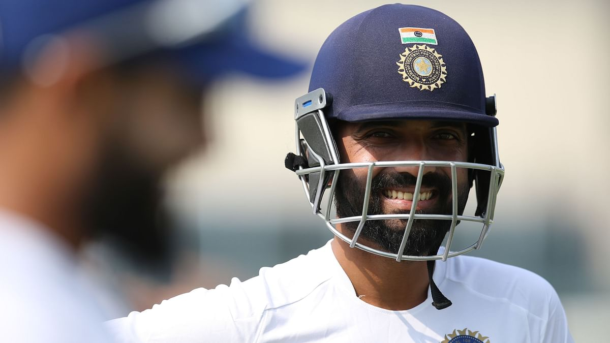 Sachin Tendulkar has put his weight behind stand-in captain Ajinkya Rahane.