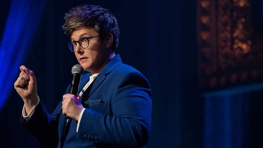 Hannah Gadsby's new stand up special <i>Hannah Gadsby: Douglas </i>is streaming on Netflix.