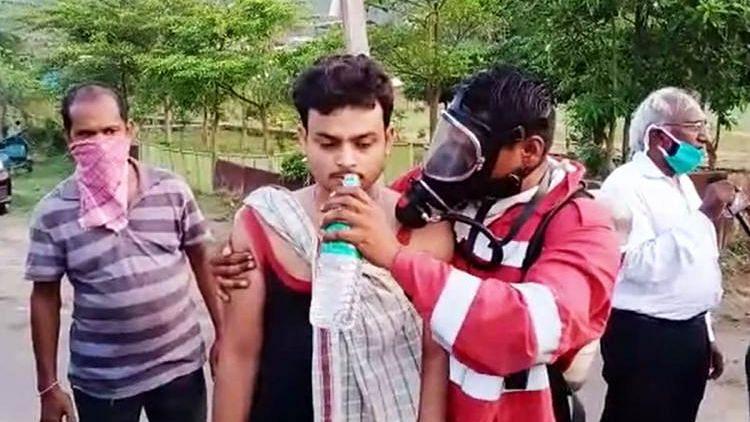 Burning Eyes, Breathlessness: Vizag Gas Leak Victim Recalls Horror