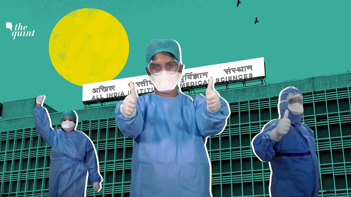 Meet the AIIMS Doctors Behind the Viral COVID-19 Video