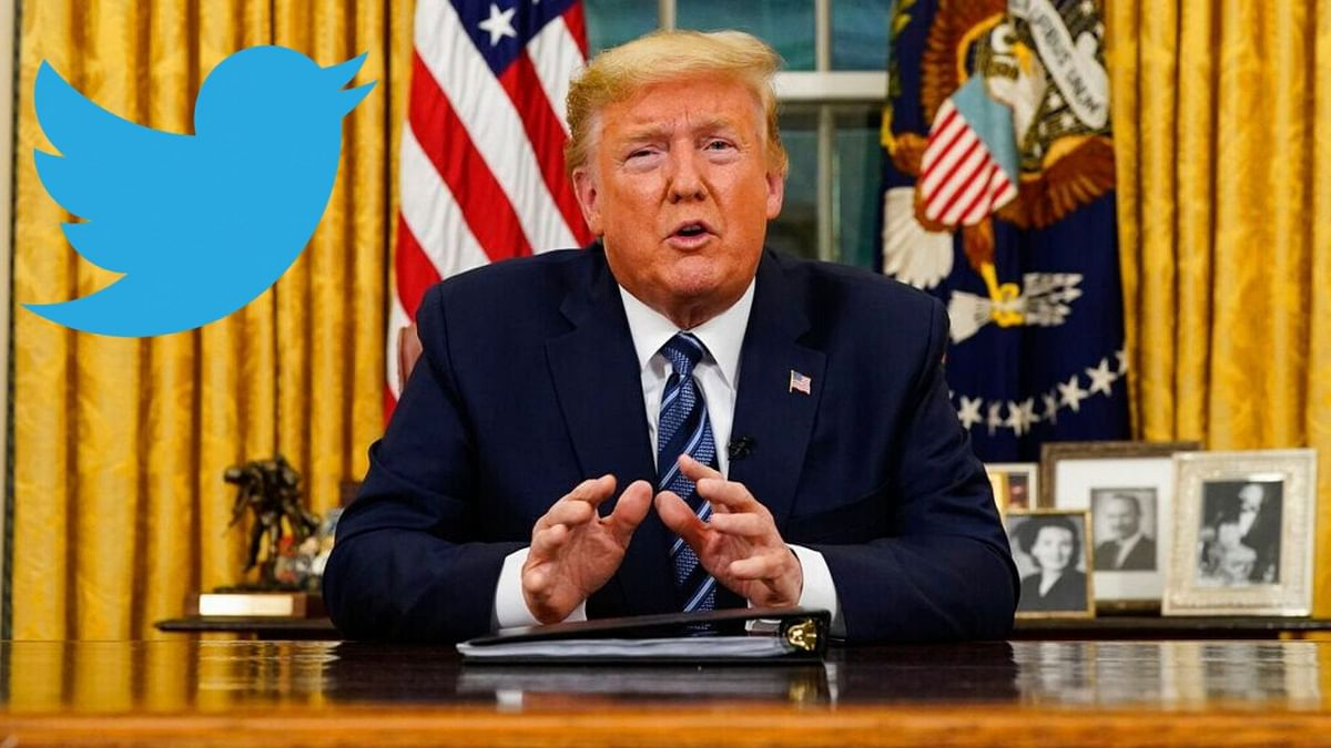 In A First, Twitter Adds Fact-Check Warning to Trump's Tweet