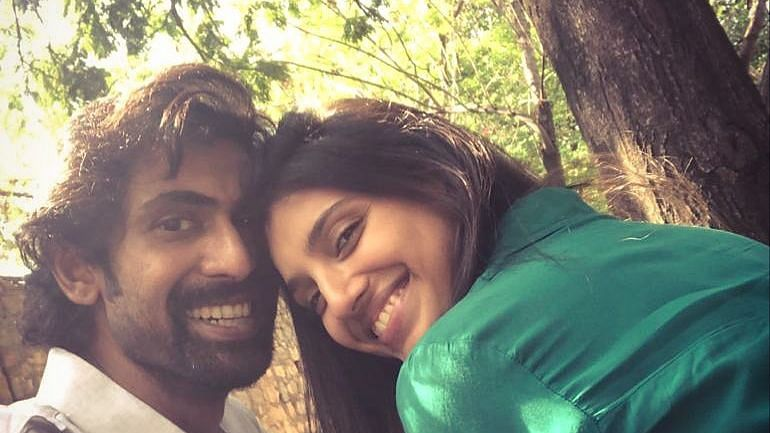 And She Said Yes: Rana Daggubati Engaged to Miheeka Bajaj