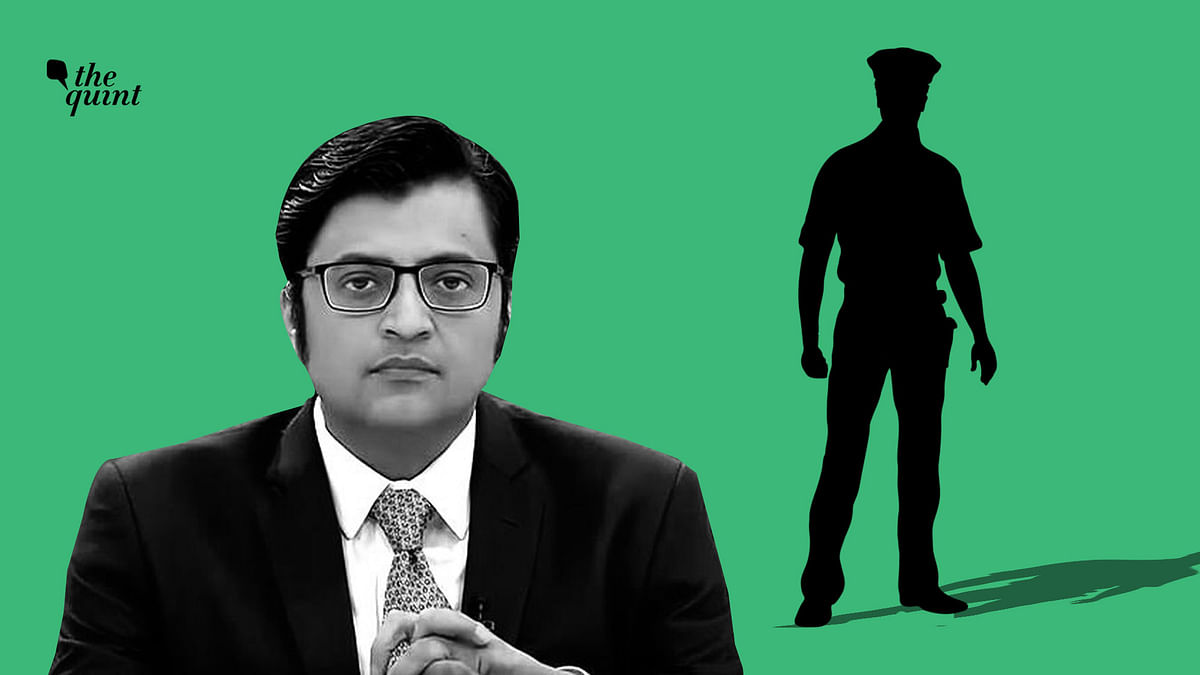 A senior police official probing Arnab Goswami tested positive for COVID-19, claimed Goswami's advocate in SC.