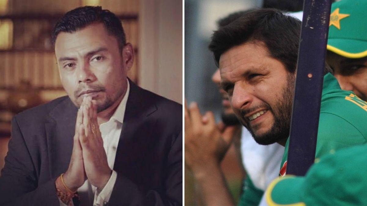 Former Pakistan spinner Danish Kaneria has slammed Shahid Afridi for his anti-India remarks.