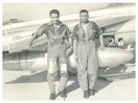 The 18 Squadron was raised with the motto 'Teevra aur Nirbhaya'.
