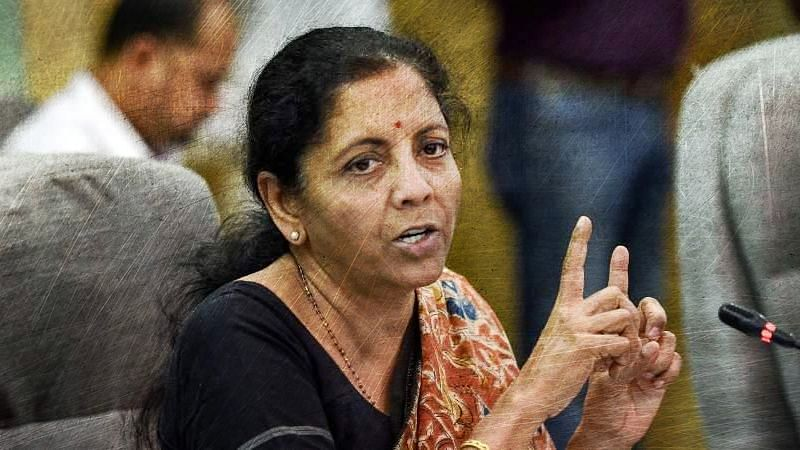 Rs 5,000 Special Credit Facility for Street Vendors: FM Sitharaman