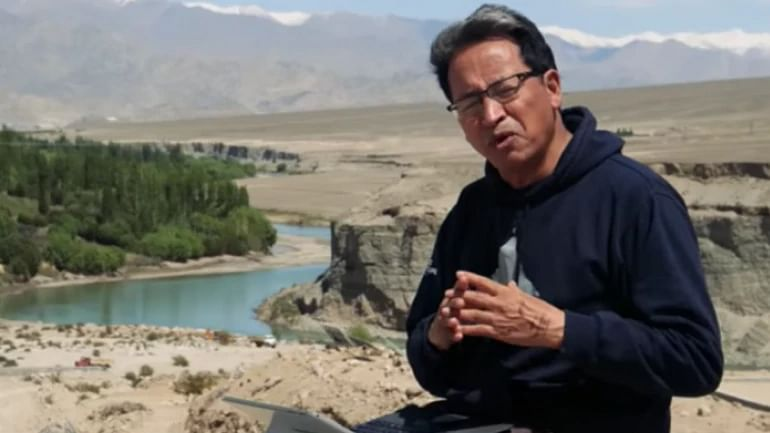 Sonam Wangchuk creates a buzz after requesting citizens to boycott Chinese goods and apps.