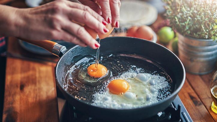 Eggs are one of the most versatile foods around.