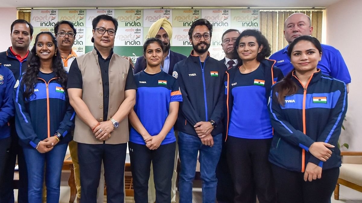 Rijiju Assures Athletes Training Will Resume, Says Planning On