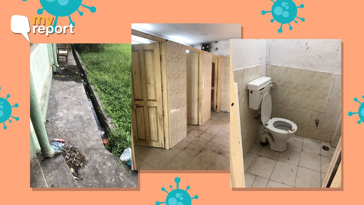 'At Guntur Quarantine Facility, Roaches, Lizards & Dirty Toilets'