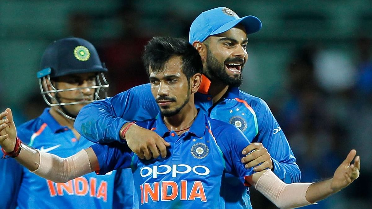 Virat Pulls Chahal's Leg in Hilarious New Video Posted by BCCI