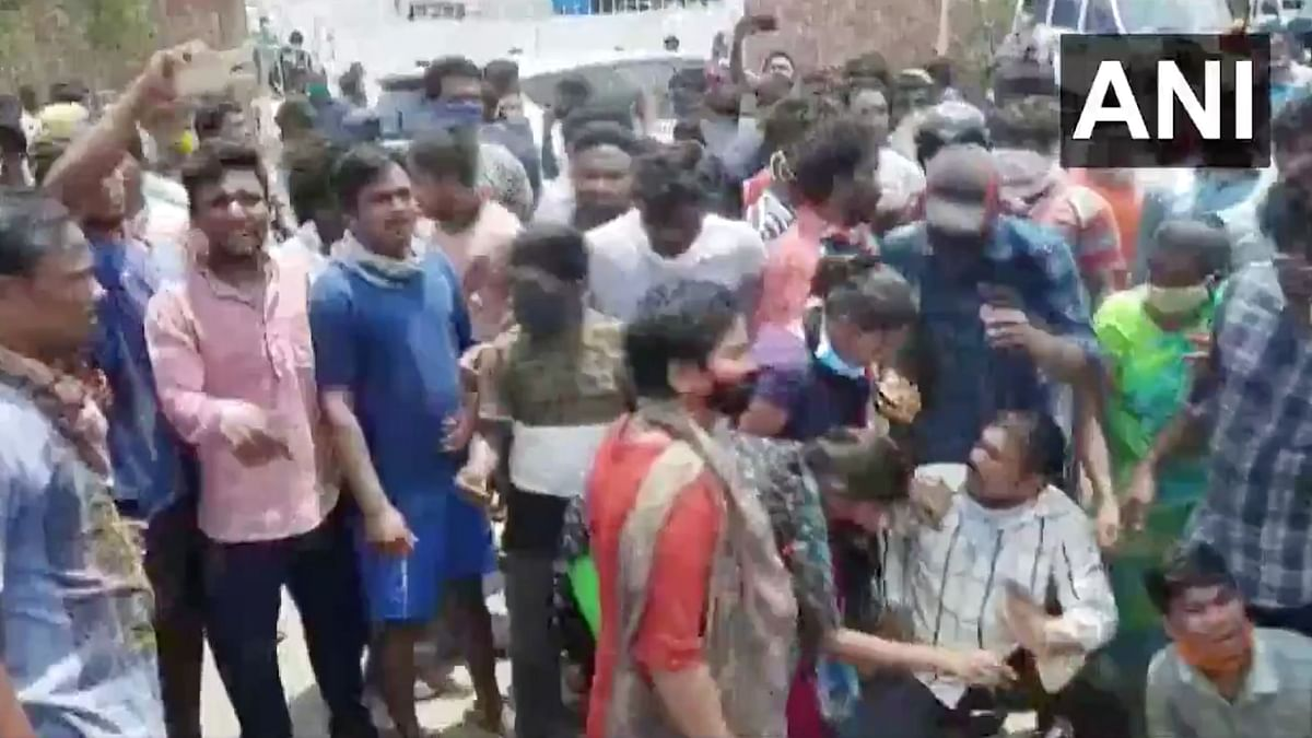 Vizag Gas Leak: Locals Protest, Want Relocation of Chemical Plant