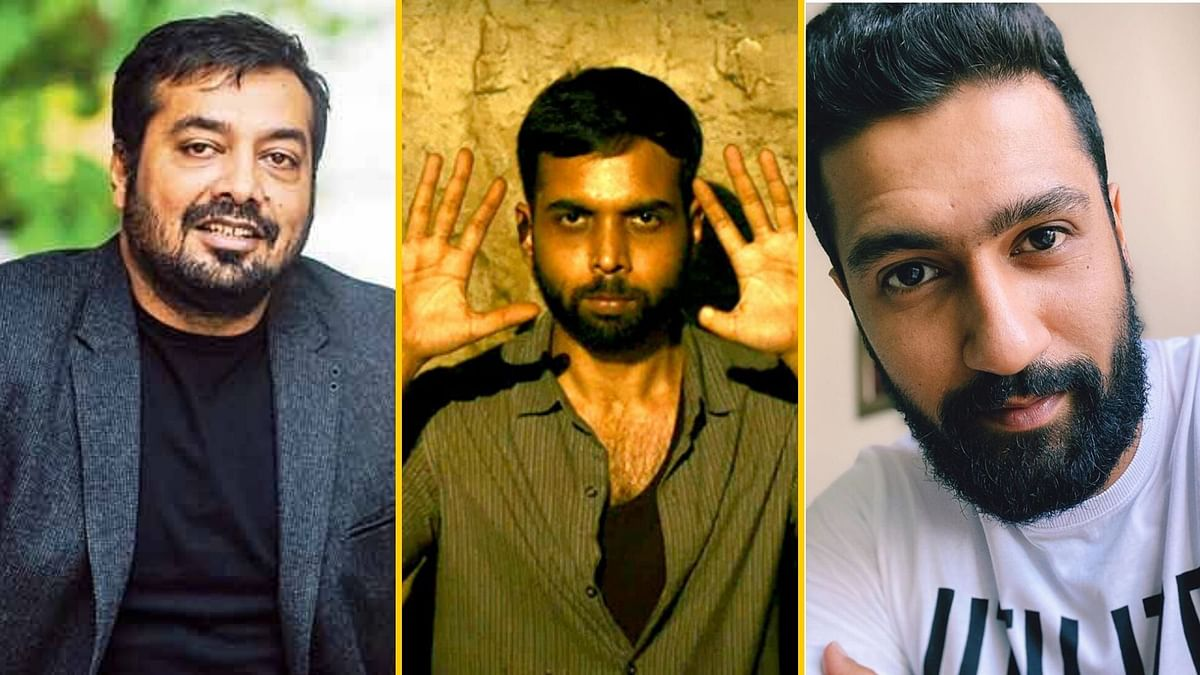 Best Crime Thriller: Anurag Kashyap, Vicky Kaushal Laud Paatal Lok