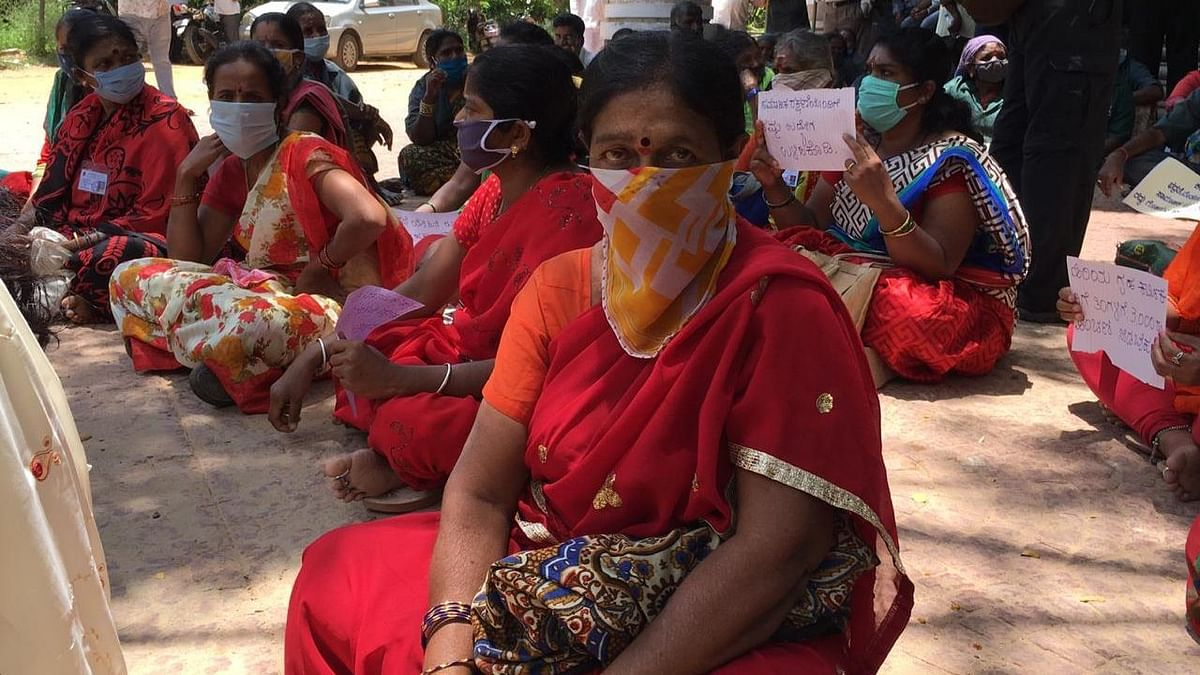 'We Can't Work From Home': B'luru Domestic Workers Want to be Paid