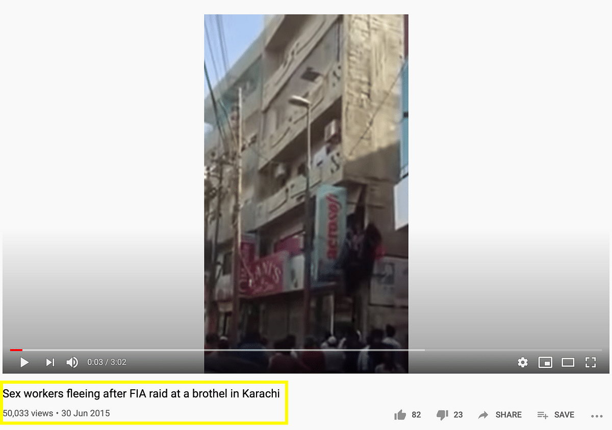 Old Video From Pak Shared as Women Flouting Norms Amid Lockdown