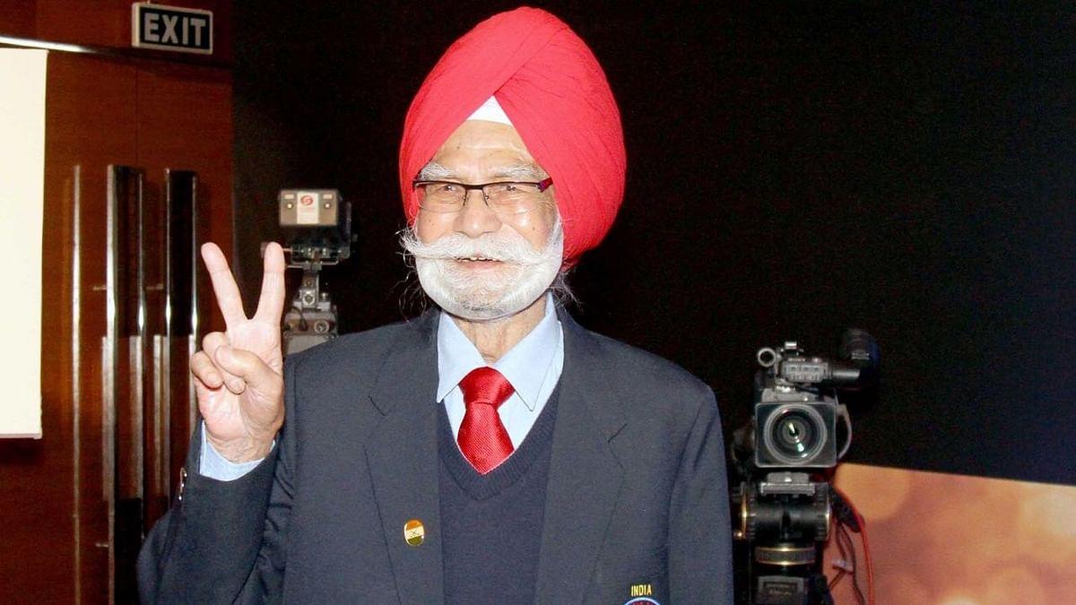 Hockey legend and triple Olympic gold medallist Balbir Singh Sr. passed away on Monday.