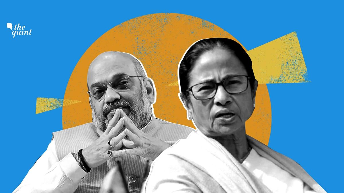 'Never Said Corona Express': Mamata Banerjee Hits Back at Shah