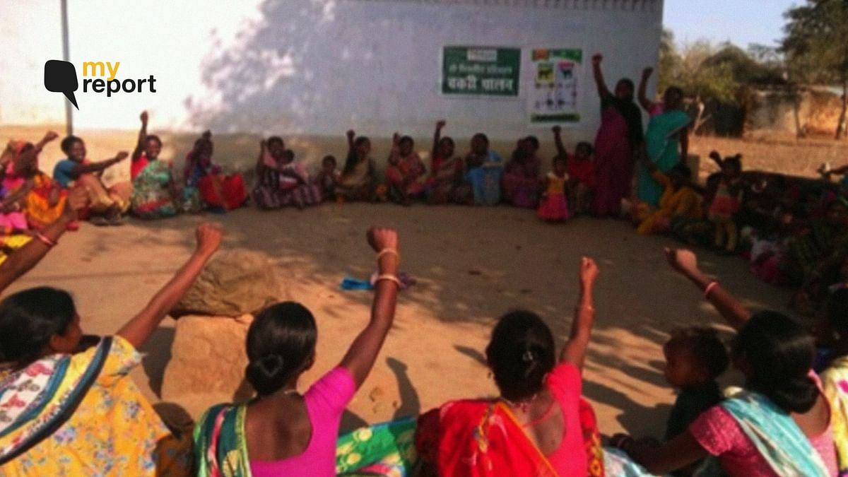 Deoghar's Tribal Women Ensure No One Goes Hungry in Lockdown