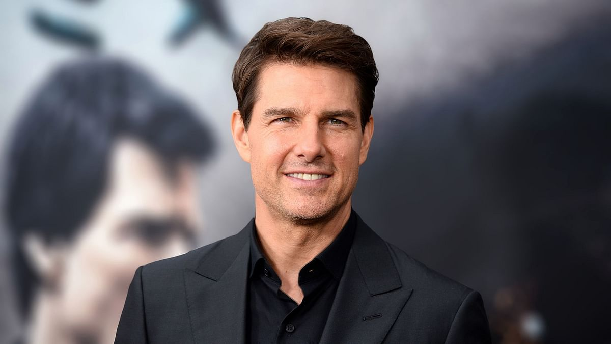 Tom Cruise to Star in First Feature Film to Be Shot in Outer Space
