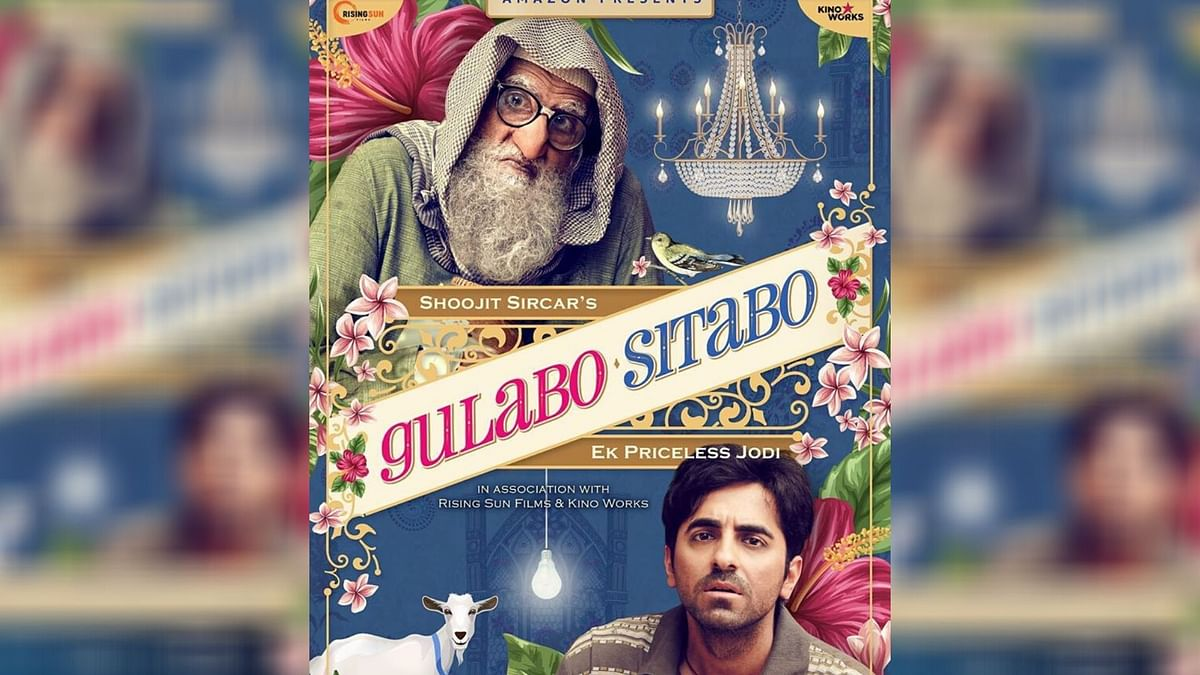 Big B, Ayushmann's 'Gulabo Sitabo' to Release on Amazon Prime
