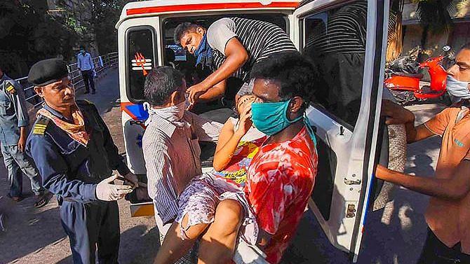 'Saw Kids Collapsing Before Us': Survivors of Vizag Gas Leak