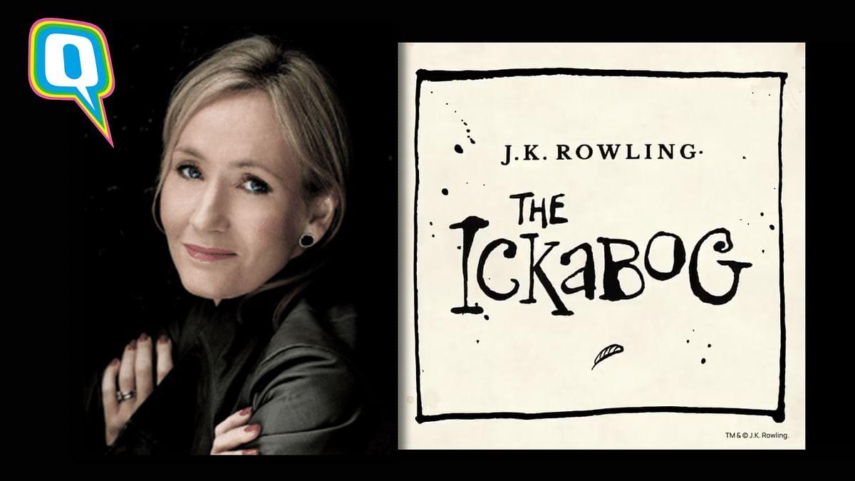 JK Rowling Announces New Book 'The Ickabog' Amid Lockdown