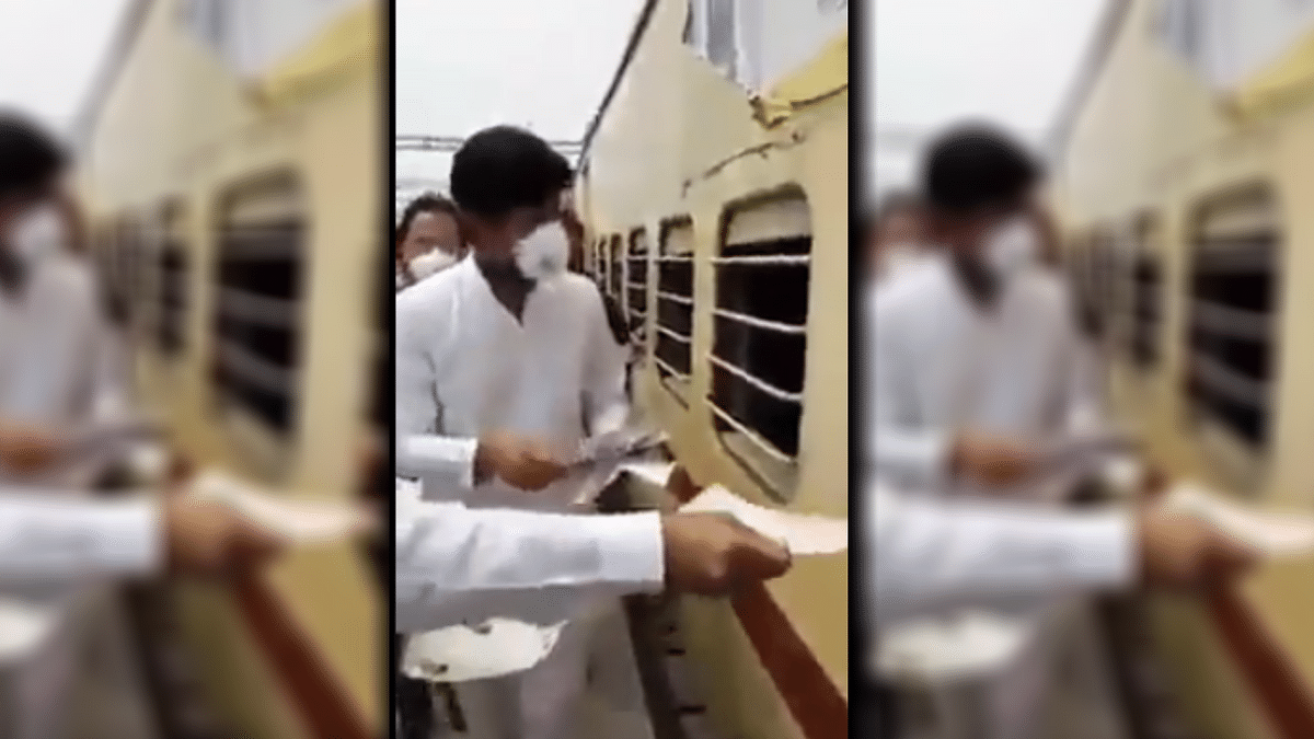 'Cong Paid For Your Tickets': MLA To Migrants on Train in Punjab