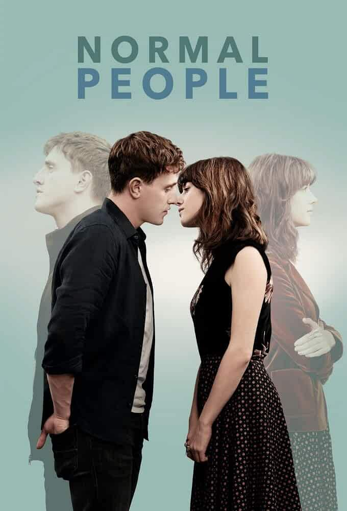 A poster of <i>Normal People.</i>