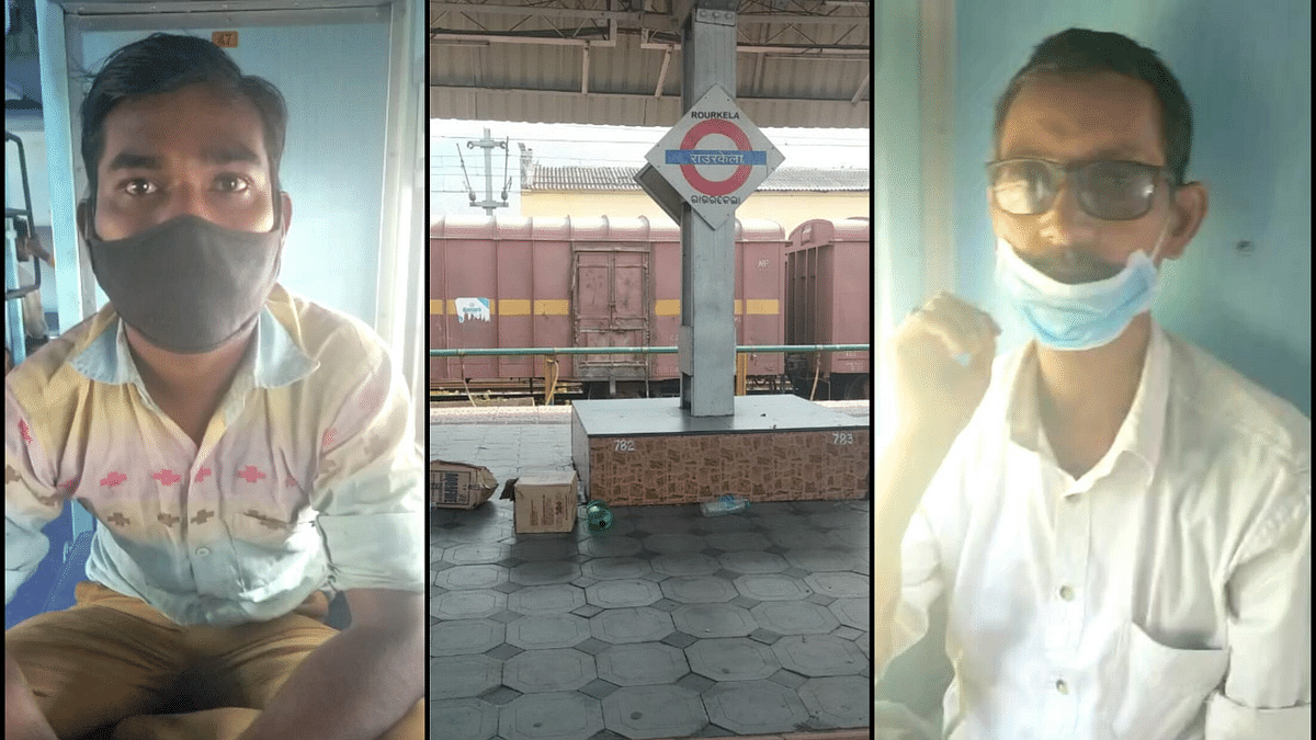 Migrants Distressed as UP-Bound Shramik Train Diverted to Odisha