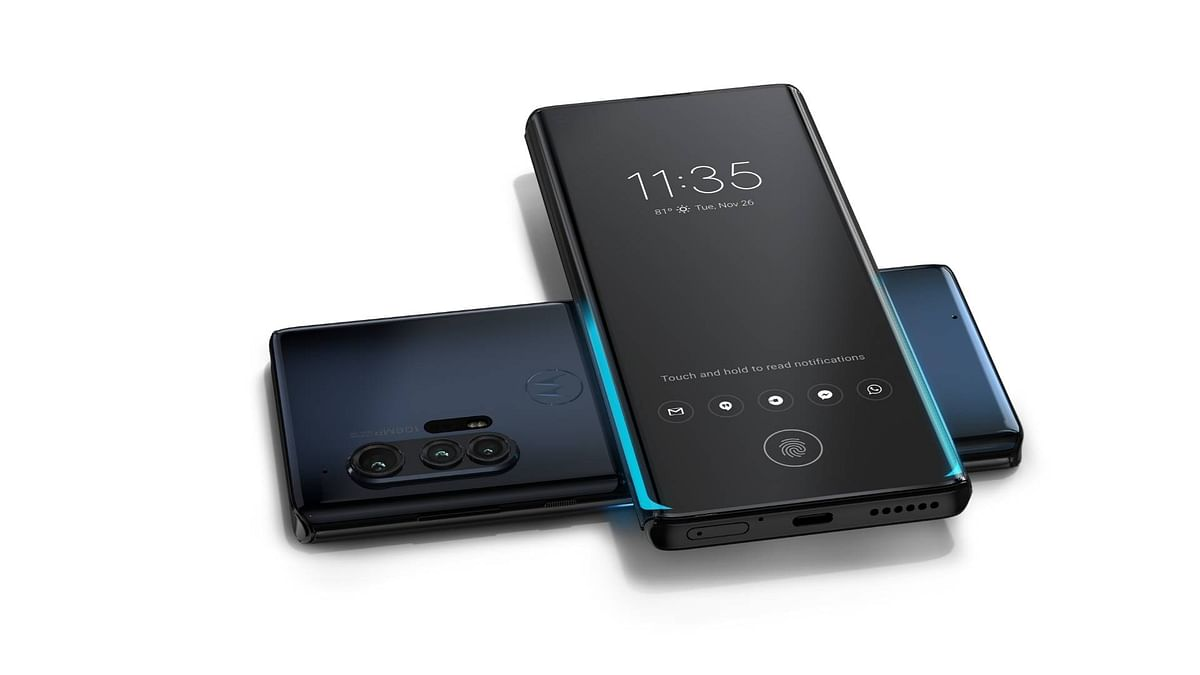 The Edge+ is the true-blue flagship phone of 2020