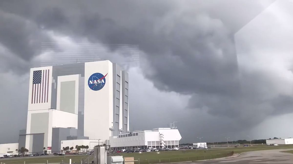 SpaceX, NASA Postpone Historic Demo-2 Launch  Due to Bad Weather