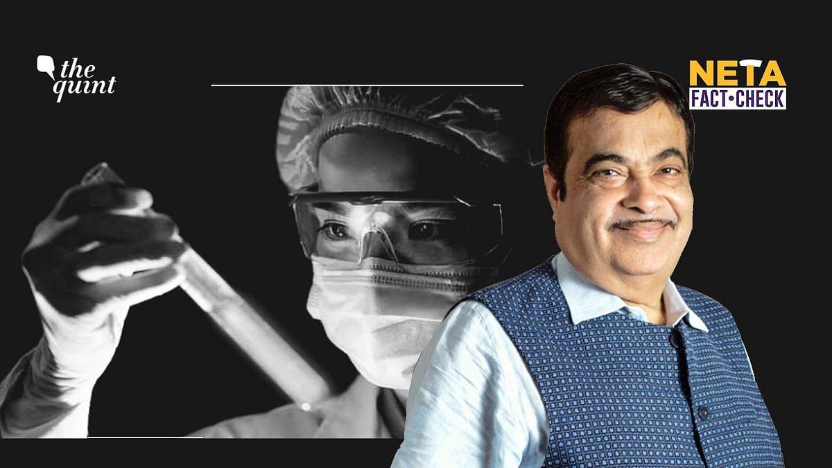 Gadkari Says Corona an Artificial Virus, But Where's The Evidence?
