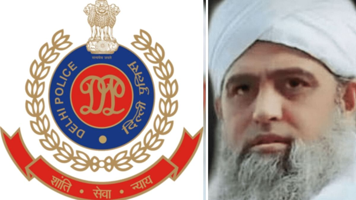 TIE had reported Delhi police's probe into FIR against Tablighi Jamaat chief indicated that his audio was doctored.