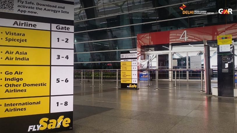 Domestic Flights to Operate Out of Delhi Airport's T3 From 25 May