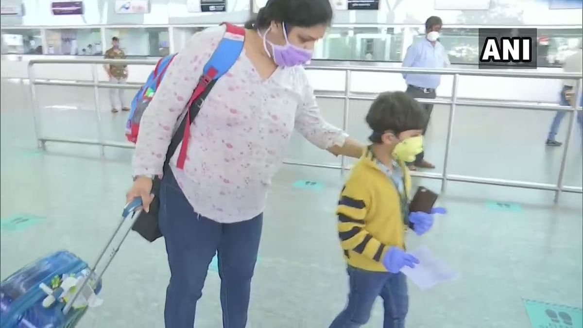 5-Yr-Old Boy Flies From Delhi to Bengaluru, Meets Mom After Months